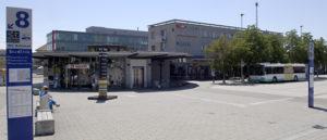Bahnhof Wil SG
