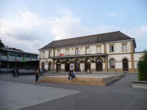 Bahnhof Yverdon-les-Bains